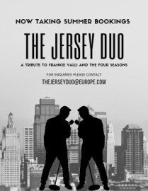 The Jersey Duo - Tribute Act Group -