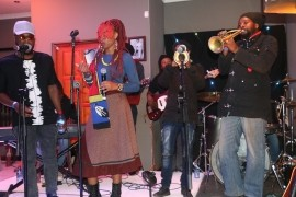 Masechaba and The Nation Band - African Band - South African, Gauteng