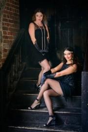 Barrett and Bruce - Female Singer - London