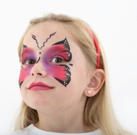 Events Artists - Face Painter - Midlands