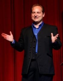 Illusionist David Garrity - Stage Illusionist - Hartford, Connecticut