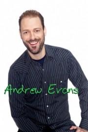 Andrew Evans - Clean Stand Up Comedian - Halifax, Nova Scotia