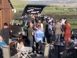 Flowing Events / VeeDub Camper Bar/ Prosecco Van Hire / Fancy Flutes - Mobile Bar - Bradford, North of England