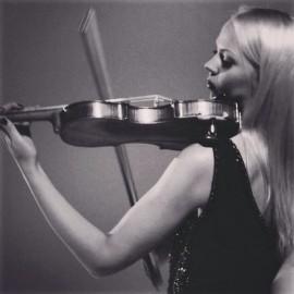 Maryna - Violinist - Ukraine, Ukraine