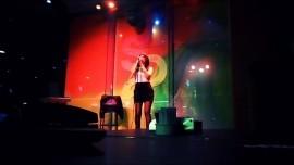 Jo Escobar - Female Singer - Edinburgh, Scotland