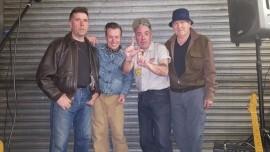 The Flathead 4 - Rock & Roll Band - Falkirk, Scotland