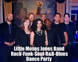 Little Moses Jones - Funk Band - Aurora, Colorado