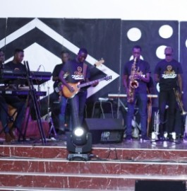 A nine man band playing Ghanaian songs - Other Instrumentalist -