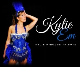 Kylie Em - Kylie Minogue Tribute Act - Bromley, London