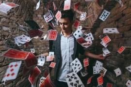 Fabian Blochberger - Close-up Magician - Vienna, Austria