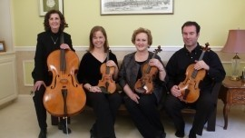 Tacoma String Quartet - Multi-Instrumentalist - Gig Harbor, Washington