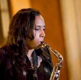 Christina Williams Woodard Saxophonist - Saxophonist - Houston, Texas