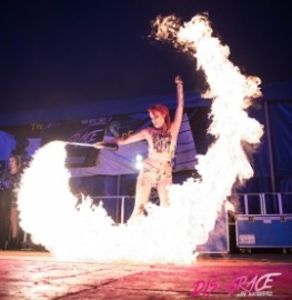 Olivia Livewire - Fire Performer - Exeter, South West