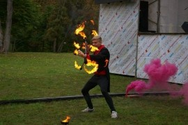 Fire performer - Fire Performer - Chicago, Illinois