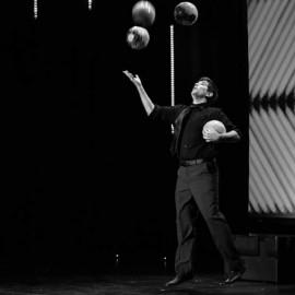 Louis Cason - Juggler - Cape Town, Western Cape