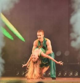 Couple dancers  - Male Dancer - Kyiv, Ukraine