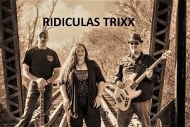 RIDICULAS TRIXX - Rock Band - Oswego, Kansas