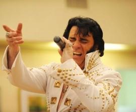 Robert Black - Elvis Tribute Act - Providence, Rhode Island