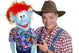Rusty Pliers, Comedy Magician Ventriloquist - Children's / Kid's Magician - St. Louis, Missouri