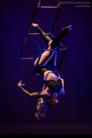 Ellie May Marshall - Aerialist / Acrobat - New Zealand, Auckland