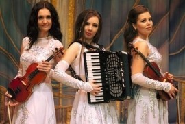 The Emotions Trio - Other Instrumentalist - Russia, Russian Federation