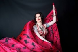 Victoria - Belly Dancer - Cricklewood, London