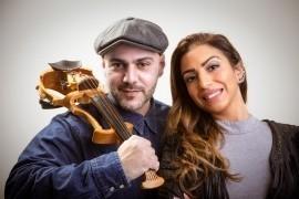 Angel and Georgio - Duo - Wood Green, London