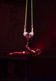 Oleg and Svetlana - Aerialist / Acrobat - Ukraine