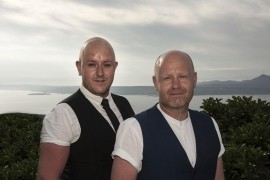 TheUpHighs  - Duo - Rhyl, Wales