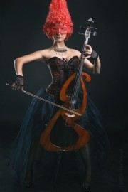 Elena Bos - Cellist - United States, Missouri