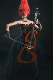 Elena Bos - Cellist - United States, Missouri