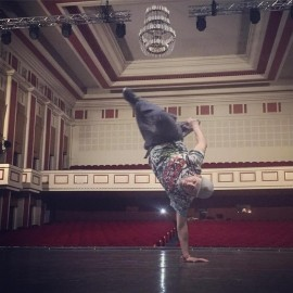 Break dance showcase - Street / Break Dancer - Mitcham, London