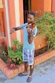 A Natural Violinist - Violinist - Montego Bay, Jamaica