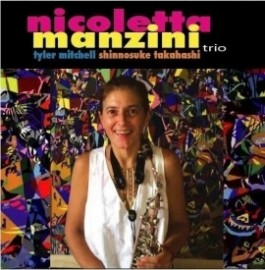 nicoletta Manzini - Saxophonist - New York City, New York