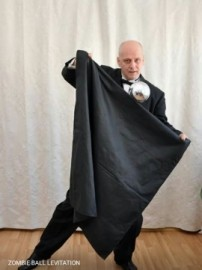 ION SORIN POROJAN  - PROFESOR MAGICUS - Cabaret Magician - Sinaia, Romania
