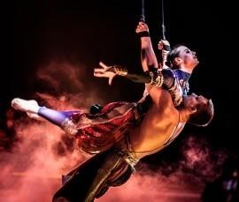 Duo Idols - Aerialist / Acrobat - Las Vegas, Nevada