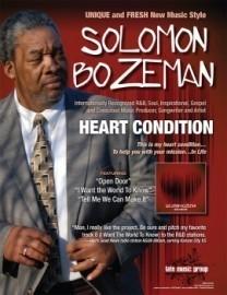Solomon Bozeman - Soul / Motown Band - Pensacola, Florida