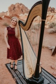 Melody in Flight, Harpist - Harpist - Las Vegas, Nevada