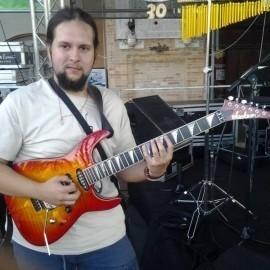 Stefano Mancini - Electric Guitarist - Livorno, Italy