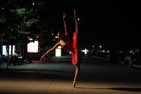 Jaime Reid - Ballet Dancer