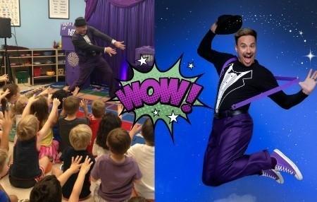 Magic Of Zain - Children's / Kid's Magician