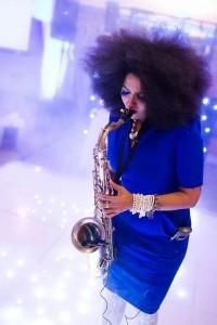 Rosemary Quaye - Saxophonist