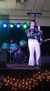 Giovanni Mercuri  - Elvis Impersonator