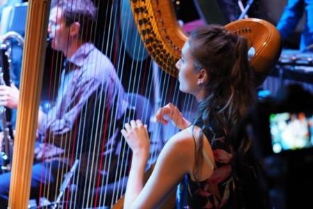 Imogen Ridge Harp - Harpist