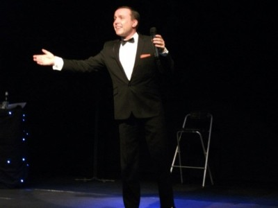 Jim McAllister The Voice of Sinatra  - Frank Sinatra Tribute Act