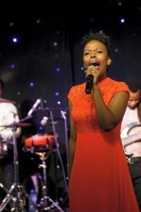 Sarah Ndosi - Female Singer