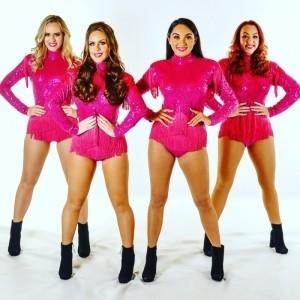 The Greatest Showgirls - Female Singer
