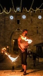 NarOmar - Fire Performer