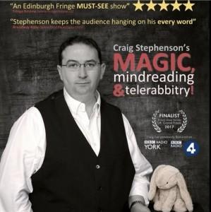 Craig Stephenson - Comedy Cabaret Magician