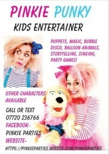 Pinkie & Punky Parties - Children's / Kid's Magician